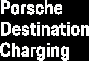 Porsche Destination Charging